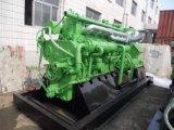 Gaz de charbon de générateurs/générateur industriels Lvhuan 400kw gaz de semi-coke utilisé à l'usine sidérurgique
