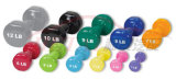 0.5kg - Womenのための8kg Colorfull Vinyl Dipping Dumbbell