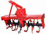Landwirtschaftliche Maschine-Traktor eingehangener Drehlandwirt Kubota Traktor-Drehpflüger