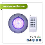 Remote Control를 가진 21W LED Underwater Lighting IP68 Wall Mounted Swimming Pool Light Lamp