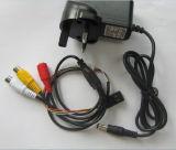 HD visión nocturna de la cámara 0.008lux del peso 2g cámara ocultada micro del CCTV de la mini 520tvl