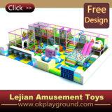 CE plaine de jeux couverte pour enfants aire de jeu (T1245-3)