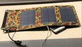 Batería portable de la energía solar del cargador solar monocristalino recargable del silicio
