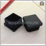 PET quadratische Schutzkappen für Stahlrohre und Gefäße (YZF-C362)