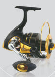 Grosse Gegenkraft-Energien-spinnende Fischen-Bandspule