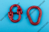 China Fabricante de acero al carbono Ojo Slip Hook con pestillo