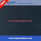 Штраф/обширные Corrugated Ribbed резиновый половые коврики в Rolls