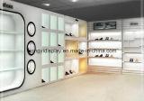 Écran mural de chaussures utiles pour magasin de détail