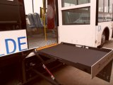 CE Scissor Wheelchair Lifter для Bus Hydraulic Wheelchair Lift