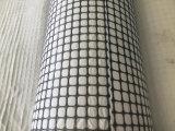 Nonwoven Geotextileが付いているガラス繊維Geogrid