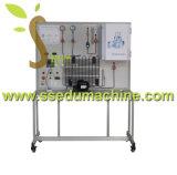 Equipo de enseñanza técnico del amaestrador de las instalaciones frigoríficas de los incidentes eléctricos educativos de los componentes