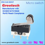 Micro Switches com Straight Lever