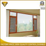 Aluminiumlegierung-Flügelfenster-Schärpe Windows mit Einbrecher-Beweis-Leitschiene (XA006)