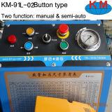 """Máquina do frisador mangueira da alta pressão 2 1/2 da """" de Kangmai hidráulico"""