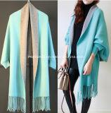 Шерстяные конструкции свитера/пальто шарфа для повелительниц