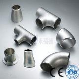 Accessori per tubi sanitari saldati estremità Pickled dell'acciaio inossidabile i gomiti da 90 gradi