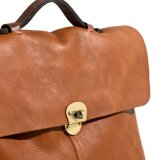 Европейский ретро мешок Crossbody кожи типа для бизнесменов