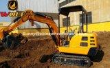 360 Grad-Drehmini-ausgrabengräber für Verkauf