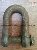 正方形ヘッドPinのQuanlityの高いトロール網でとるチェーン手錠