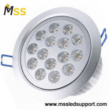 Luz de techo de DL1W15 LED Downlight/LED