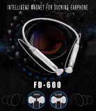 Trasduttore auricolare senza fili di Fd600 Bluetooth, allarme stereo di vibrazione sonora delle cuffie del Neckband di sport antifurto, Anti-Perso