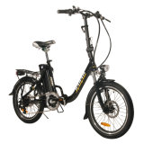 Li-Batería global popular plegable la bici eléctrica (JB-TDN08Z)