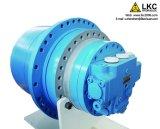 A estrutura da máquina escavadora parte o motor hidráulico para Volvo 55, Sany65, Xe60, motor Xg806 hidráulico