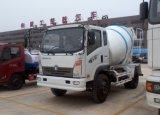 Das Sinotruck 4cbm 4X2 Concrete Mixer Truck