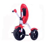 Трицикл колеса младенца 3 тавра Tianshun складной