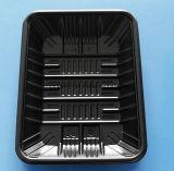PPのプラスチック食糧皿の冷凍食品の容器
