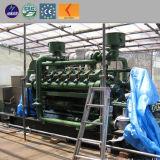 De la venta central eléctrica caliente de la gasificación de la biomasa del conjunto de generador de Syngas de la energía eléctrica al exterior