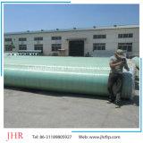 Изоляция трубы водоснабжения земледелия GRP подземная