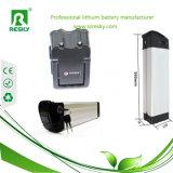 10ah bateria de lítio da capacidade de 36 volts de altura para a bateria da E-Bicicleta