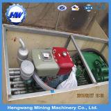 2016 taladradoras vendedoras calientes del agua/pequeña plataforma de perforación del receptor de papel de agua