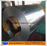 Aço galvanizado padrão do metal de Dx51d na bobina