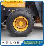 chargeur de petite Weifang roue multifonctionnelle de 1200kg mini avec la position