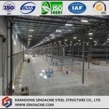 Schweres Stahlkonstruktion-Lager mit Mezzanin