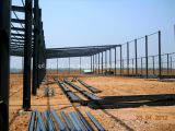 Building를 위한 높은 Quality Professional Design Steel Structure Fabrication