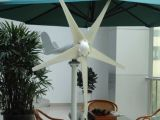 Small Power Wind-Generator mit CE-Zertifikat (100W-20kW)