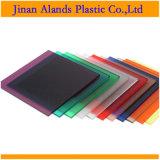 Het flexibele Gegoten AcrylPMMA Plastic Blad van de Kleur 4X8 4X6