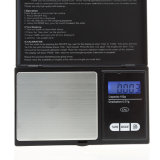 mini scale Pocket di grammo del diamante dell'oro dei monili 500g