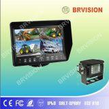 700tvl impermeabilizan el monitor de la pantalla dividida del patio de la pulgada del coche Cameras/7 del IR
