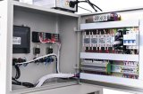 Sachet en plastique Sami-Automatique de nourriture de machine à emballer enveloppant la machine de conditionnement