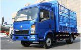 Estaca que transporta o caminhão 4X2
