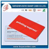 Cartão do plástico da impressão do cartão do PVC