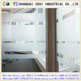 Película de cristal helada grado superior de ventana para la decoración