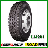 두 배 Coin/Longmarch Quality 무겁 의무 Truck Bus Tyre 1200r24