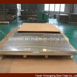 плита нержавеющей стали 2mm толщиные ASTM 201 холоднопрокатная