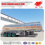 Сверхмощный алюминиевый трейлер топливозаправщика топлива 40 M3