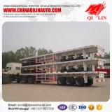 Размеры трейлера фабрики 40FT Китая планшетные для Кении